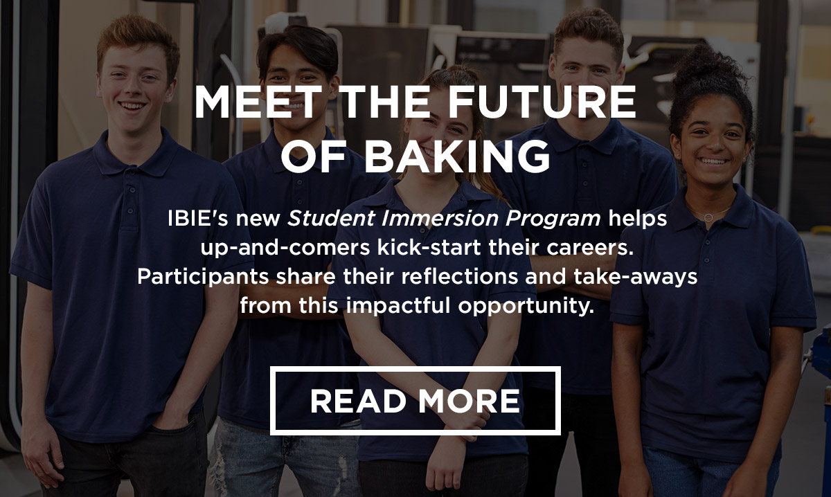 Meeting the Future of Baking